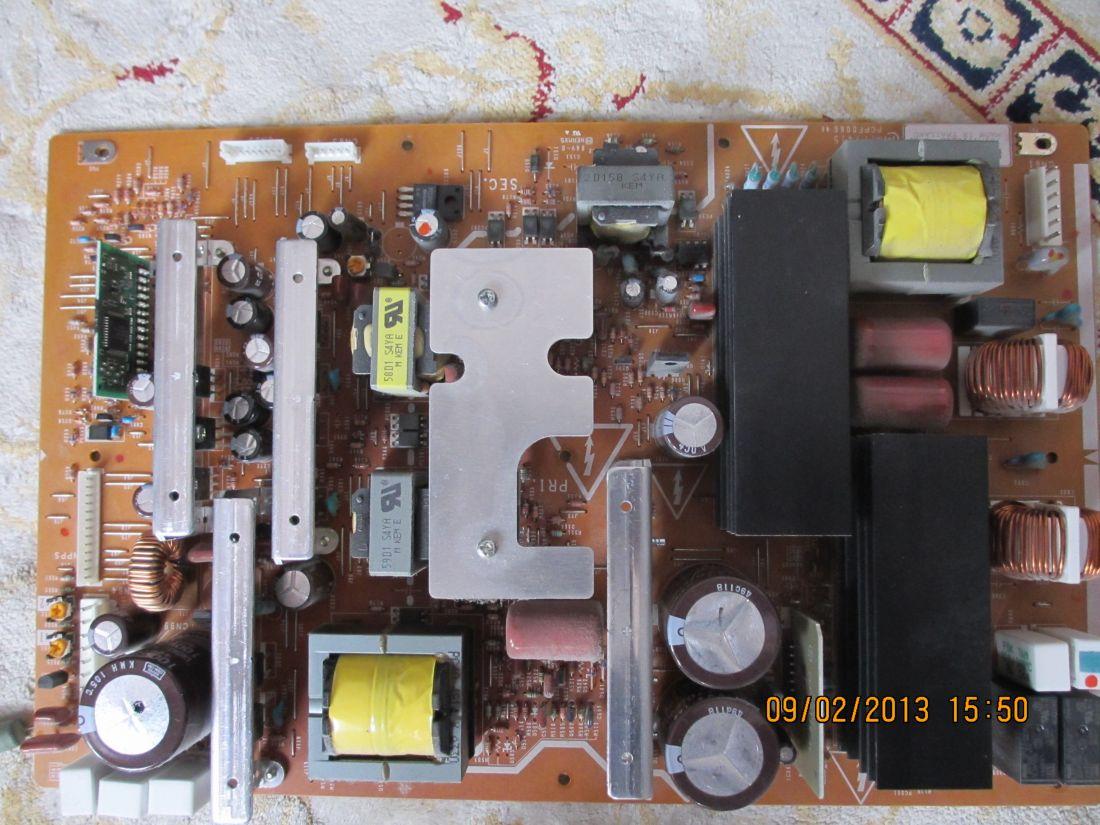 схема телевизора blauren