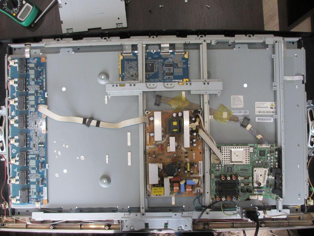 Samsung ck-5314atr блок питания телевизоры и мониторы форум по