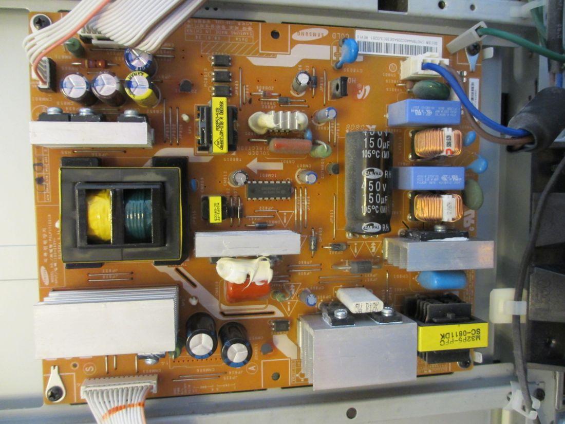Скачать BN44-00208A схема