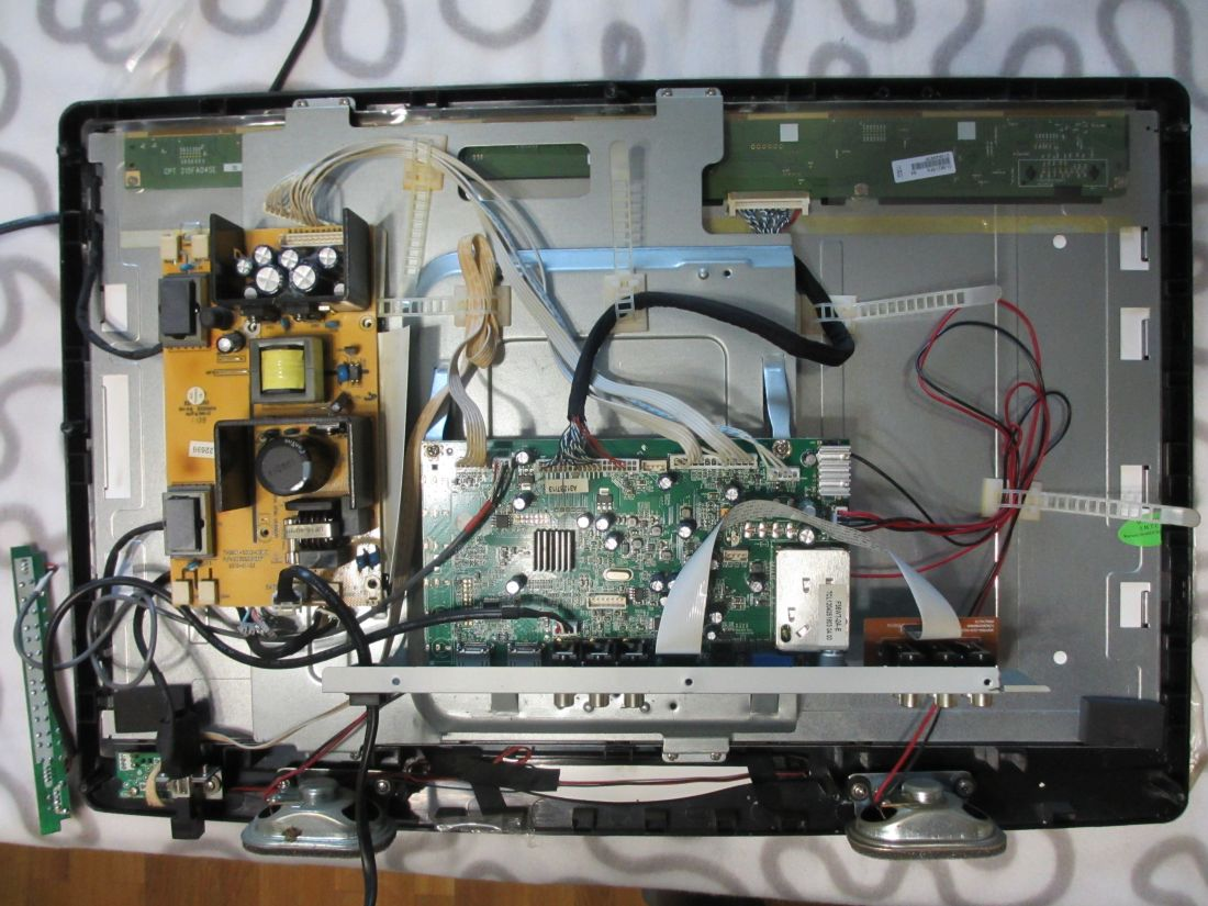 Схема блока питания телевизора mystery mtv 3207w фото 681